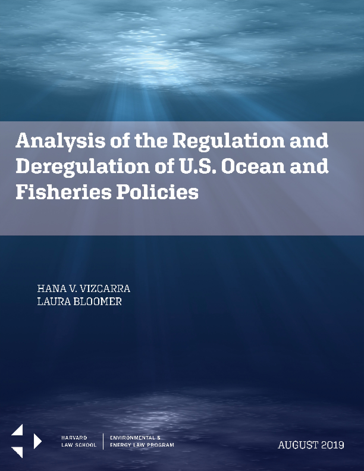 Analysis of the Regulation and Deregulation of U.S. Ocean and Fis