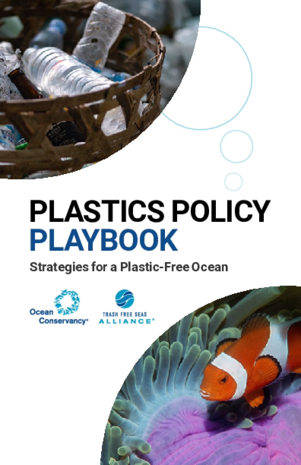 Plastics Policy Playbook: Strategies for a Plastic-Free Ocean