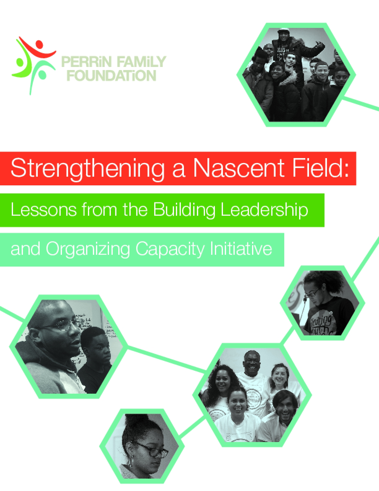 Strengthening a Nascent Field: Lessons from the Building Leadership and Organizing Capacity Initiative