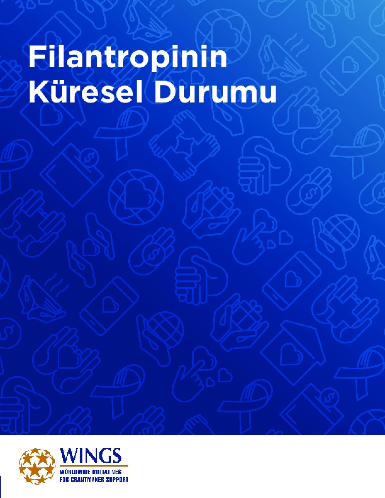 The Global Landscape of Philanthropy - Turkish Version