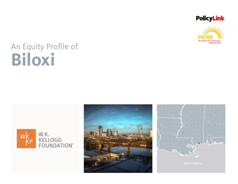 An Equity Profile of Biloxi