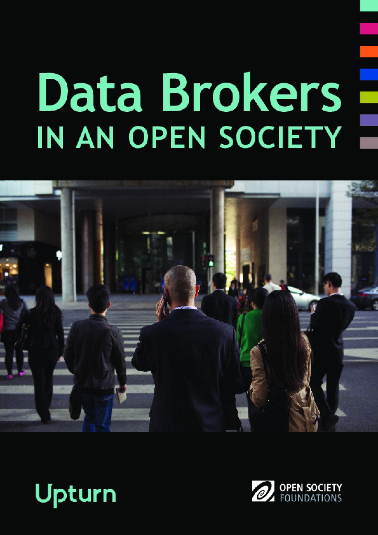 Data Brokers in an Open Society