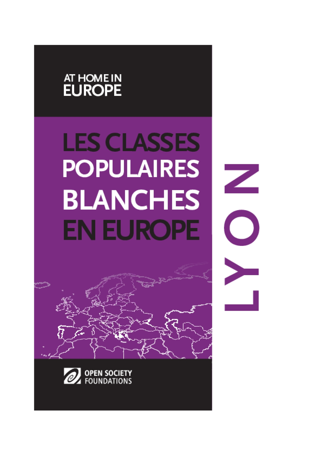White Working Class Communities in Lyon: French