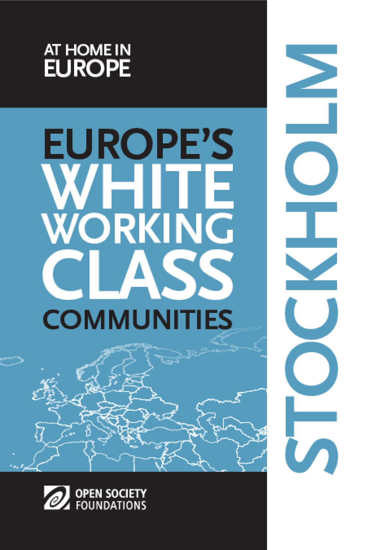 White Working Class Communities in Stockholm