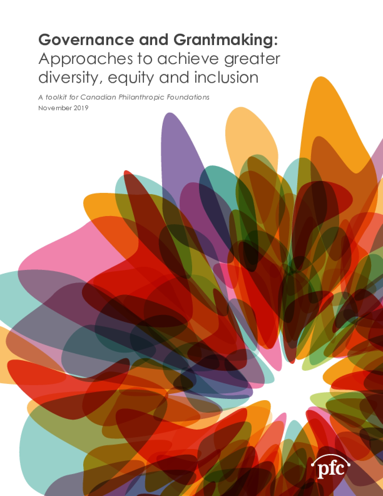 Governance and Grantmaking: Approaches to achieve greater diversity, equity and inclusion