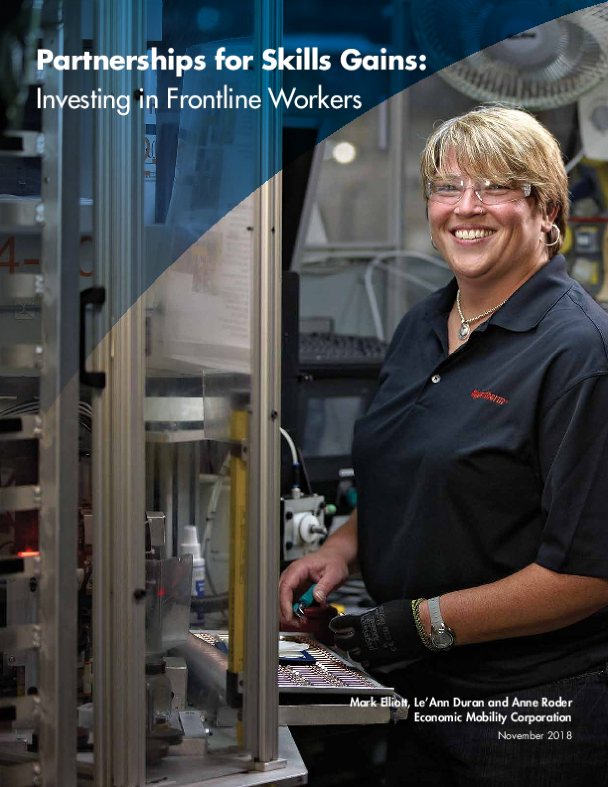Partnerships for Skills Gains: Investing in Frontline Workers