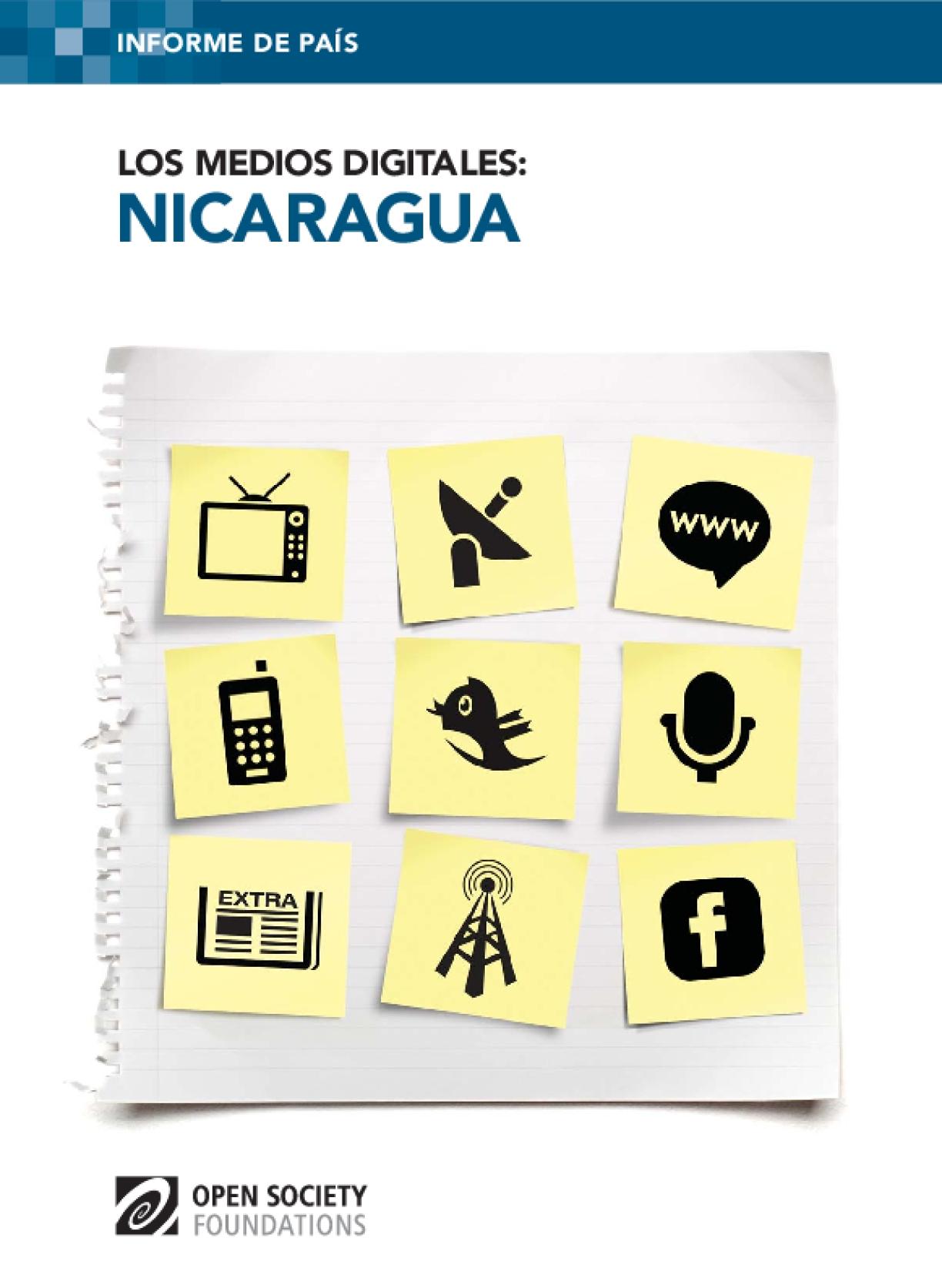 Mapping Digital Media: Nicaragua: Spanish