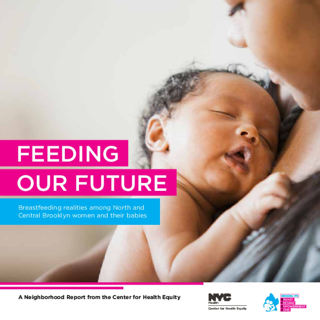 Feeding Our Future: Breastfeeding Realities Among North and Central Brooklyn Women and Their Babies
