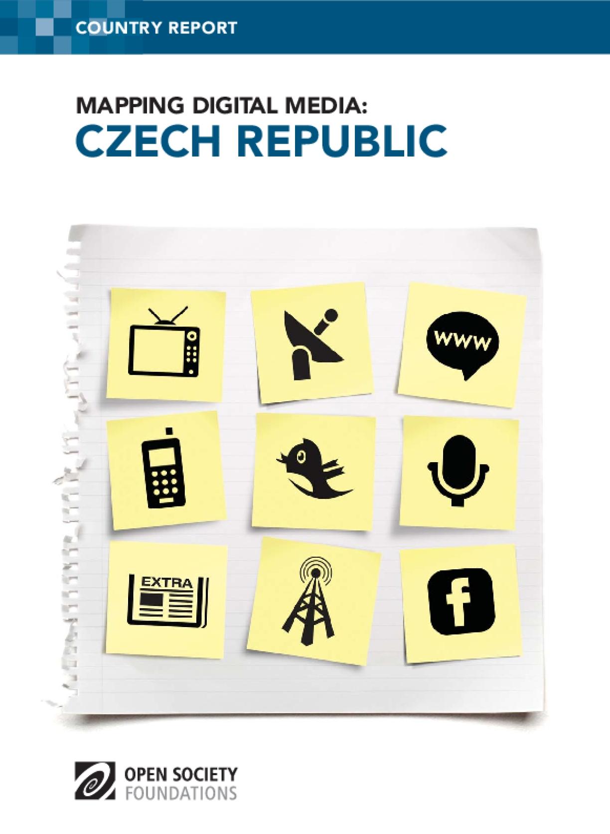 Mapping Digital Media: Czech Republic
