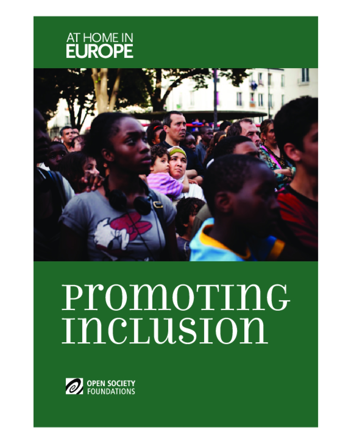 At Home in Europe: Promoting Inclusion