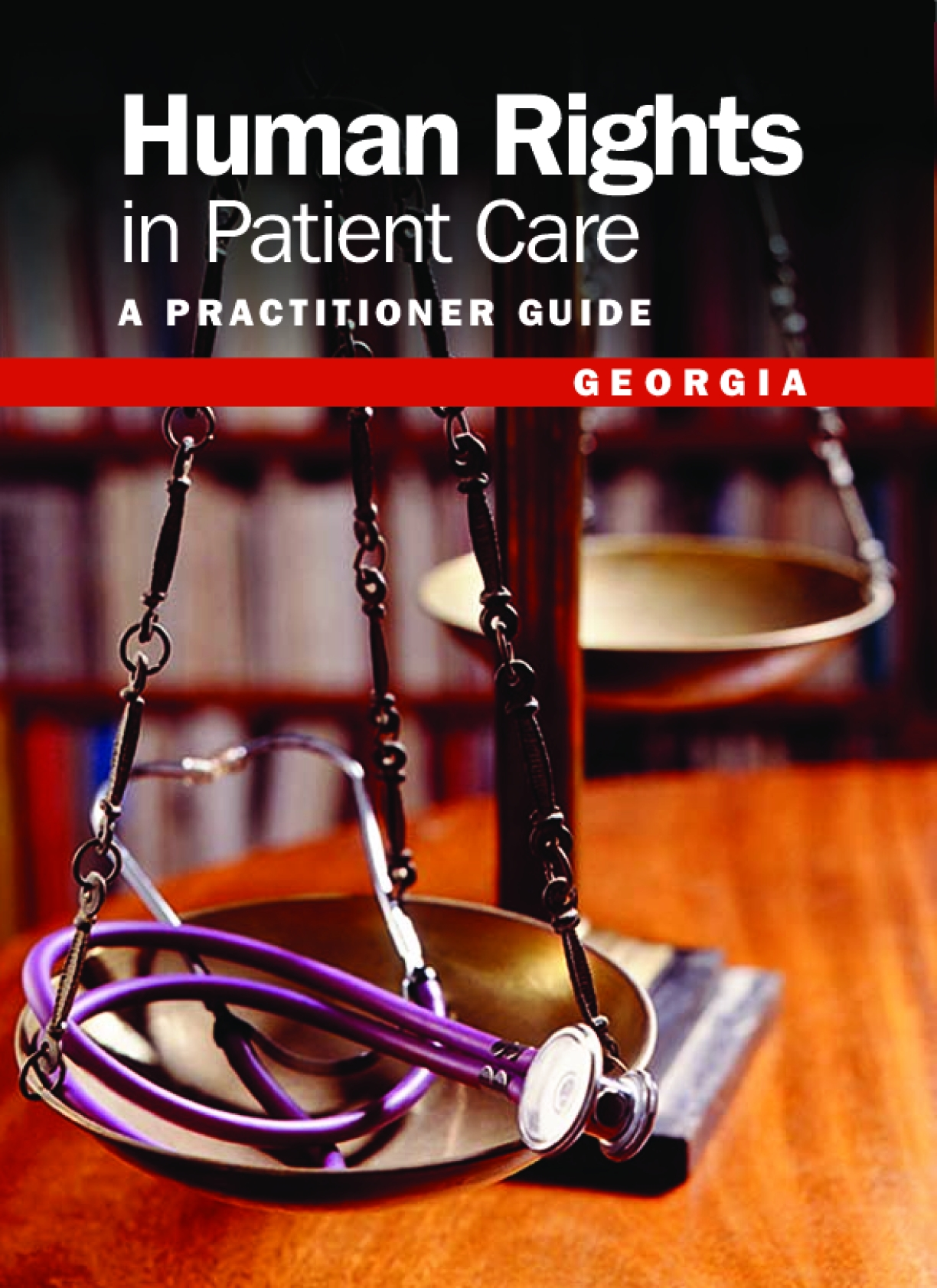 Human Rights in Patient Care: A Practitioner Guide - Georgia