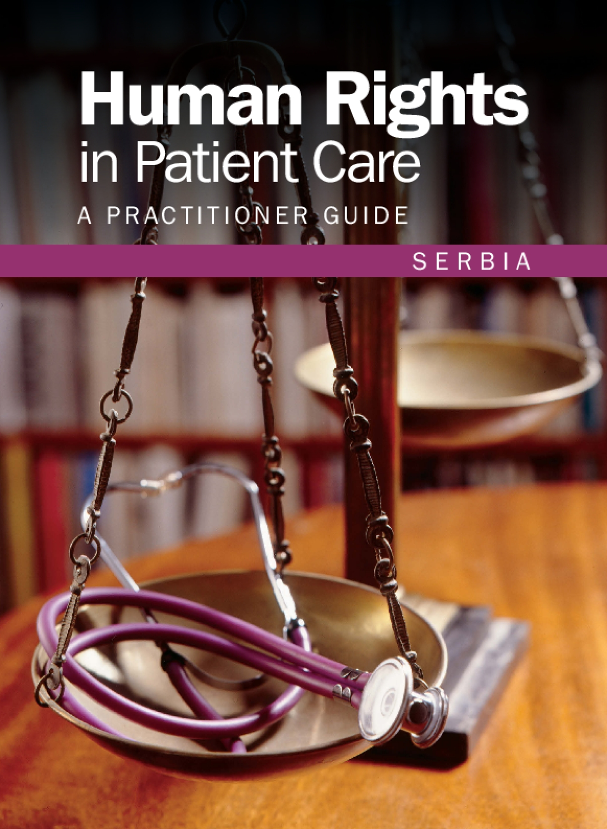 Human Rights in Patient Care: A Practitioner Guide - Serbia