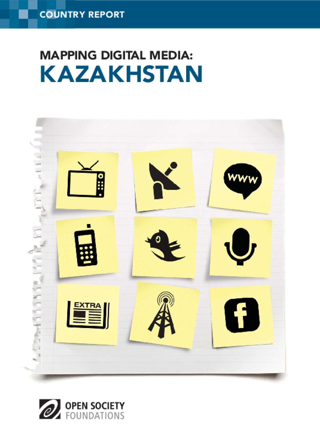 Mapping Digital Media: Kazakhstan