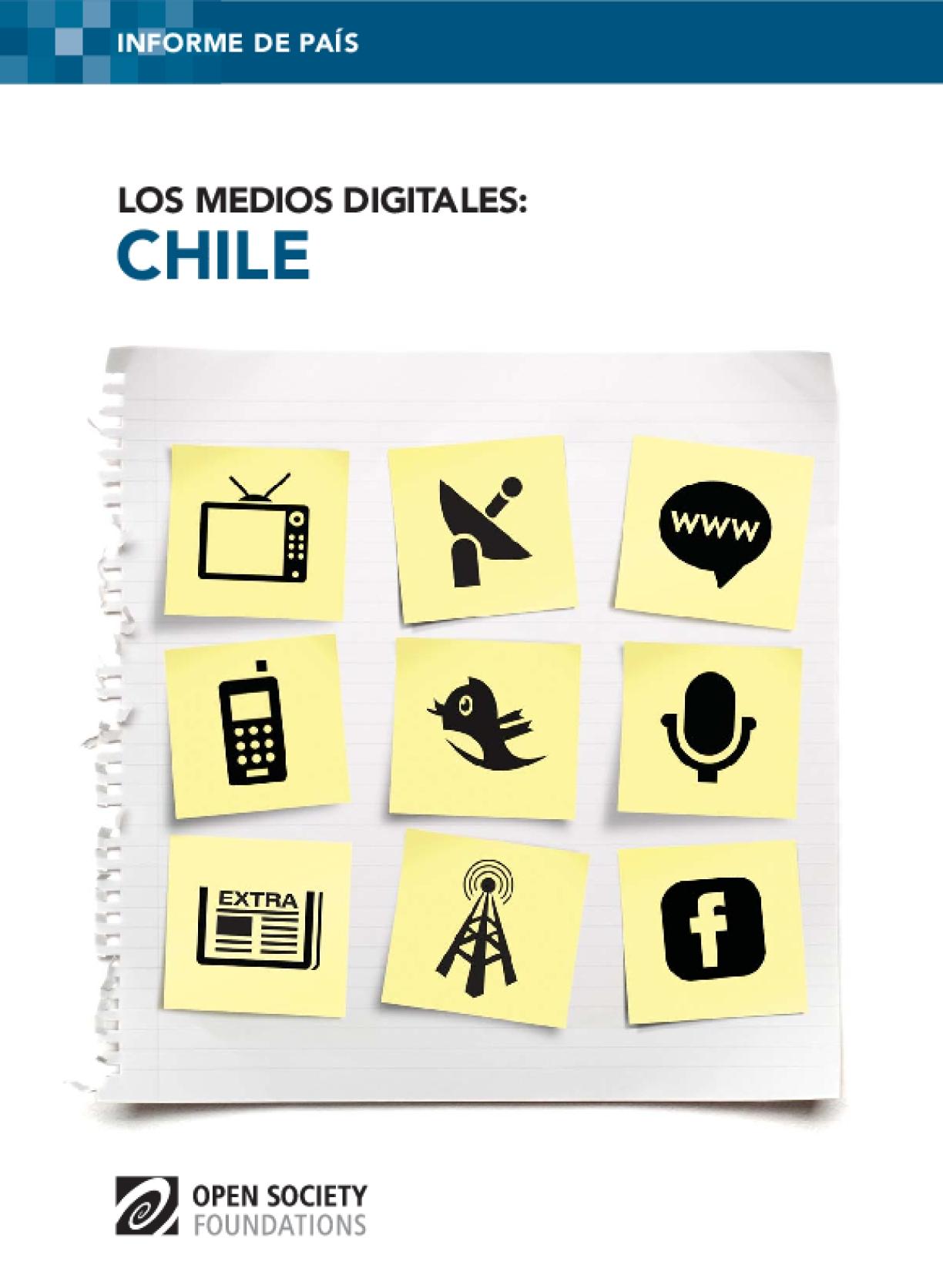 Mapping Digital Media: Chile - Spanish