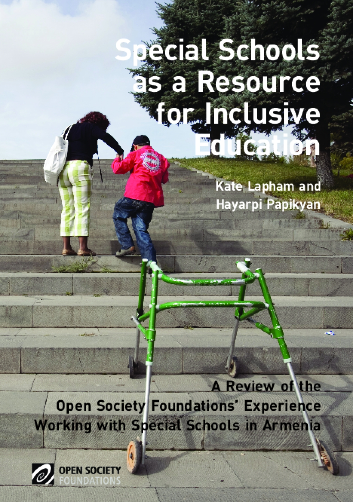 Special Schools as a Resource for Inclusive Education