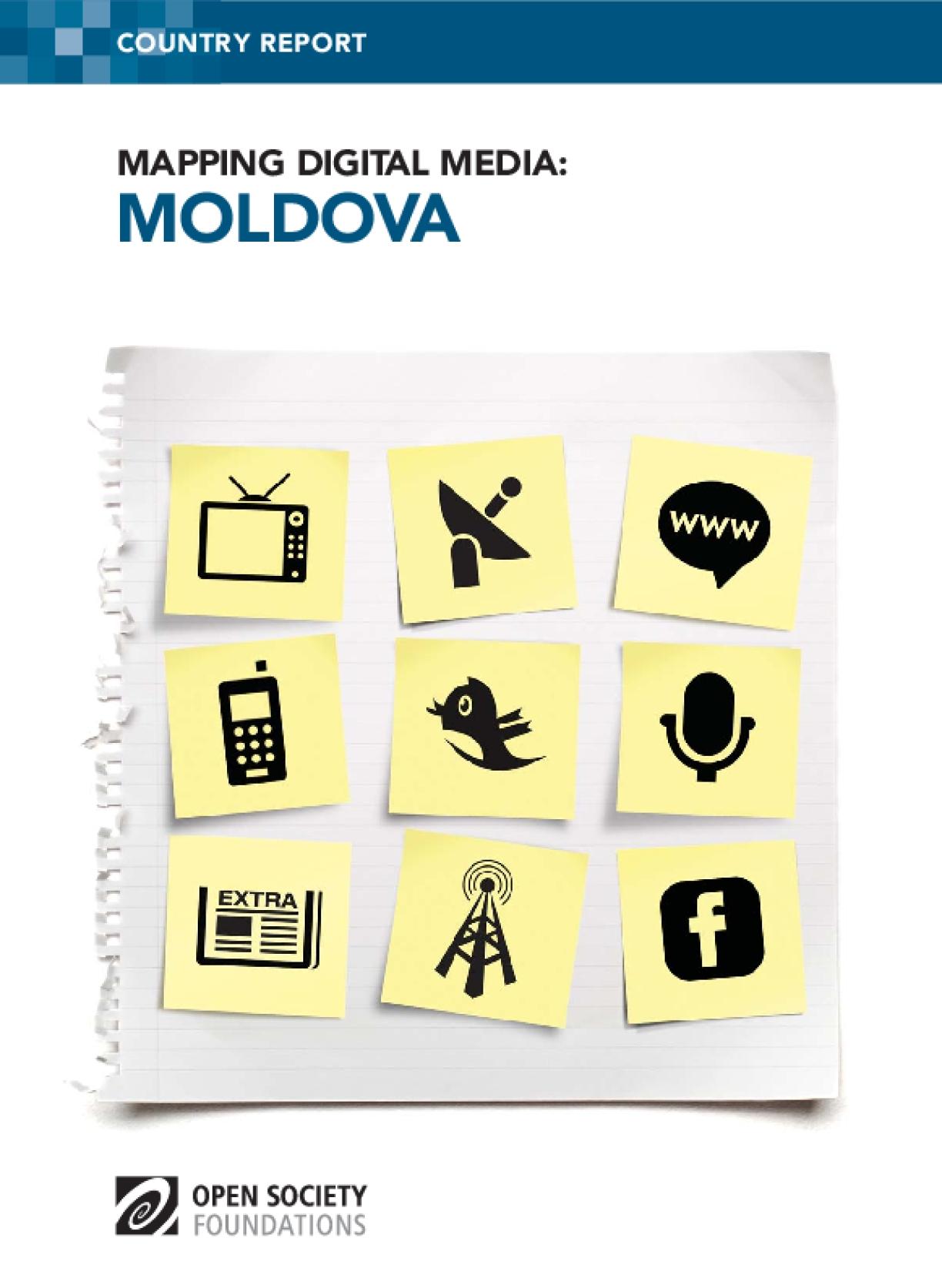 Mapping Digital Media: Moldova