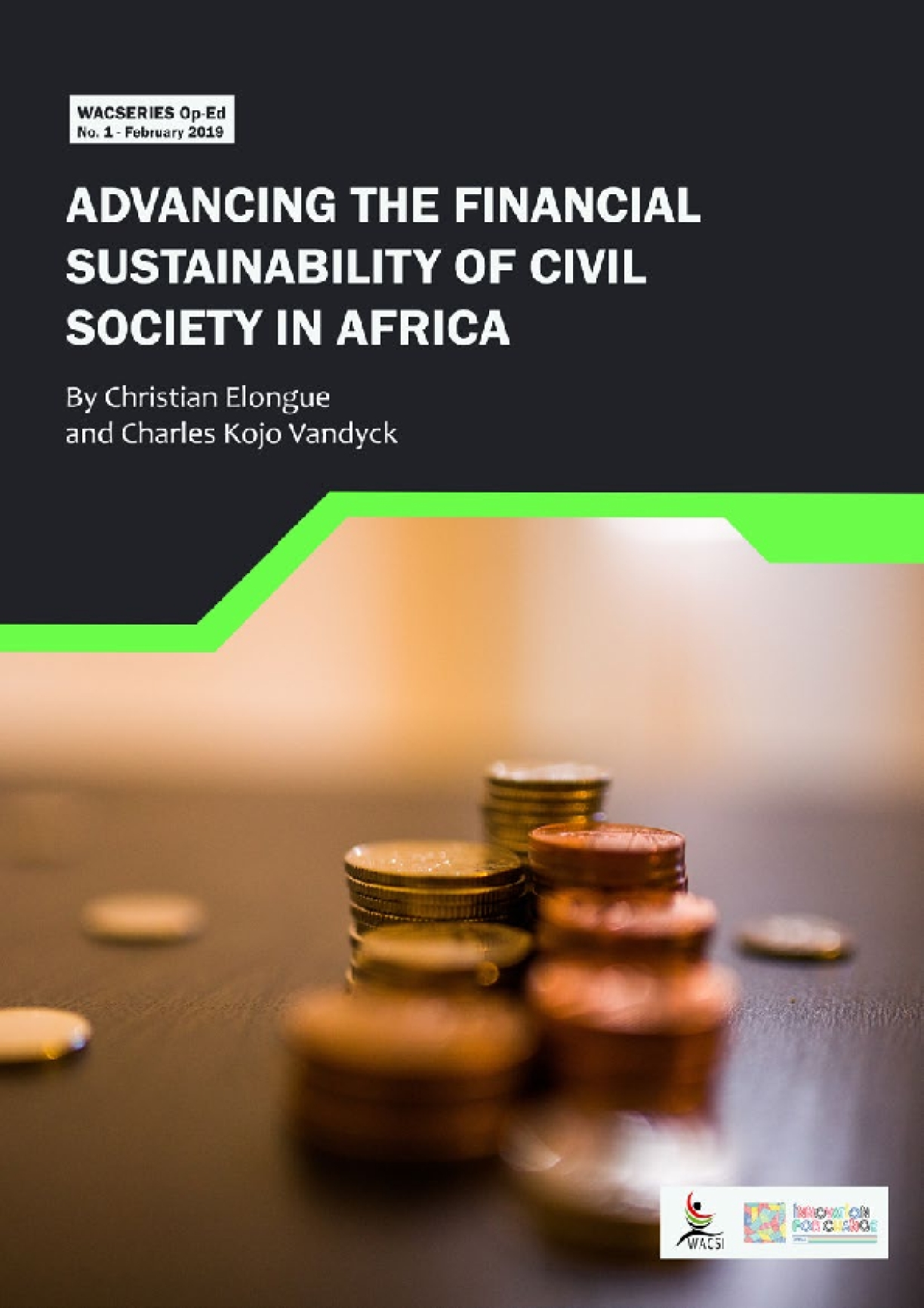 Advancing The Financial Sustainability of Civil Society in Africa