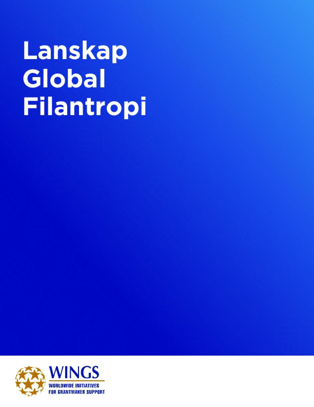The Global Landscape of Philanthropy - Indonesian Version