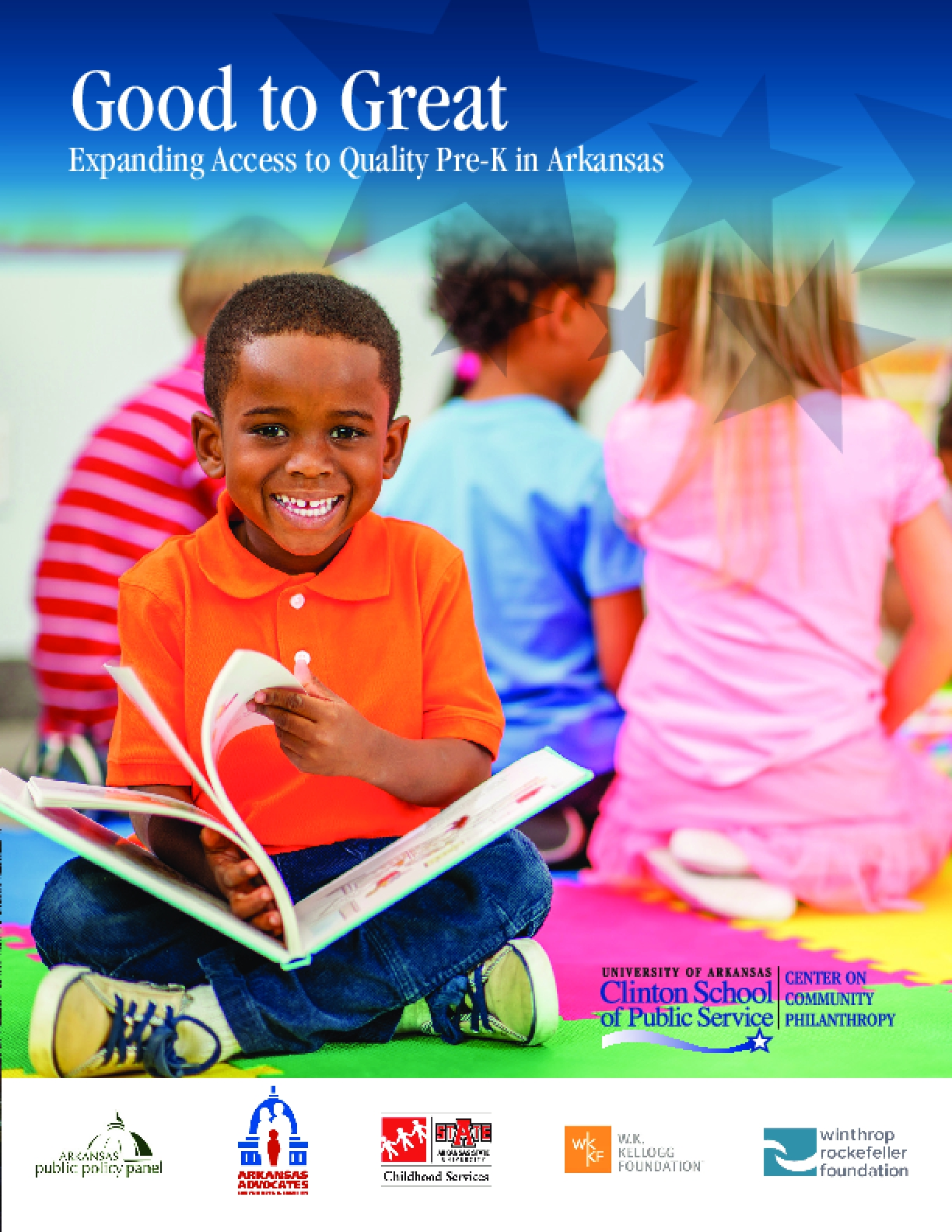 Good to Great: Expanding Access to Quality Pre-K in Arkansas