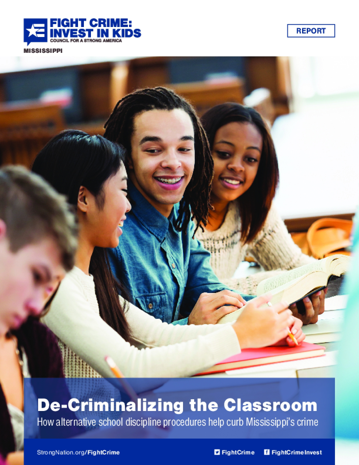 De-Criminalizing the Classroom in Mississippi: How Alternative School Discipline Procedures Help Curb Crime