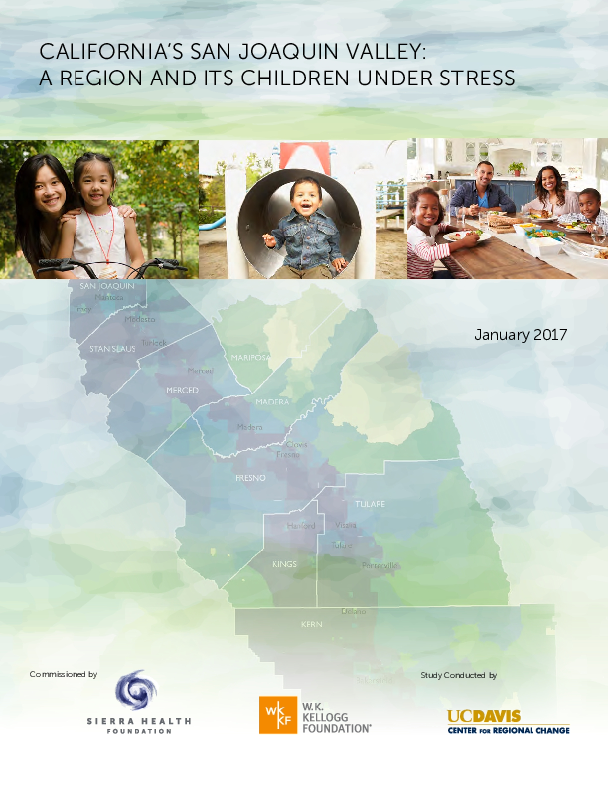 California's San Joaquin Valley: A Region and its Children Under Stress