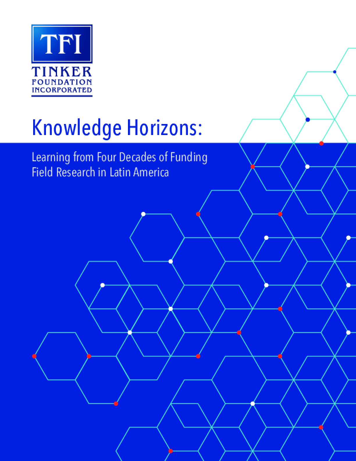Knowledge Horizons: Learning from Four Decades of Funding Field Research in Latin America