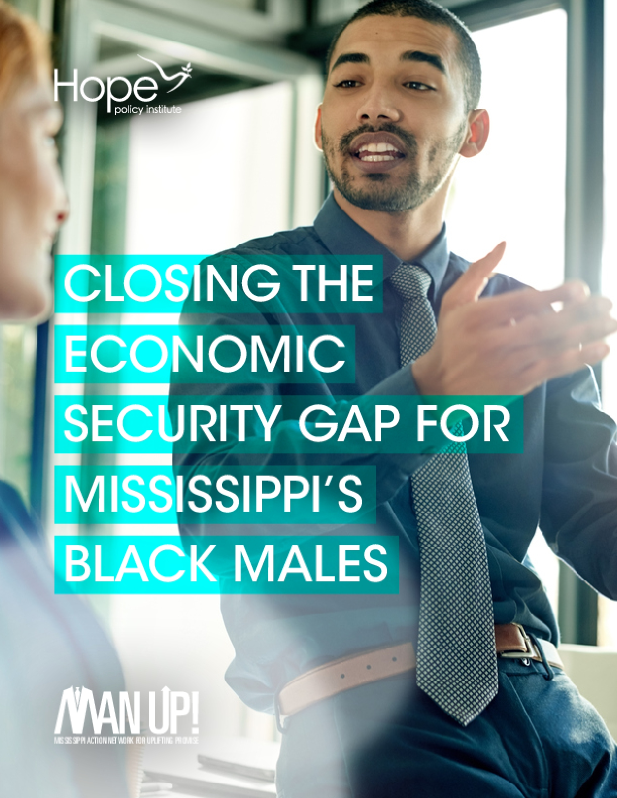 Closing the Economic Security Equity Gap for Mississippi's BlackMales