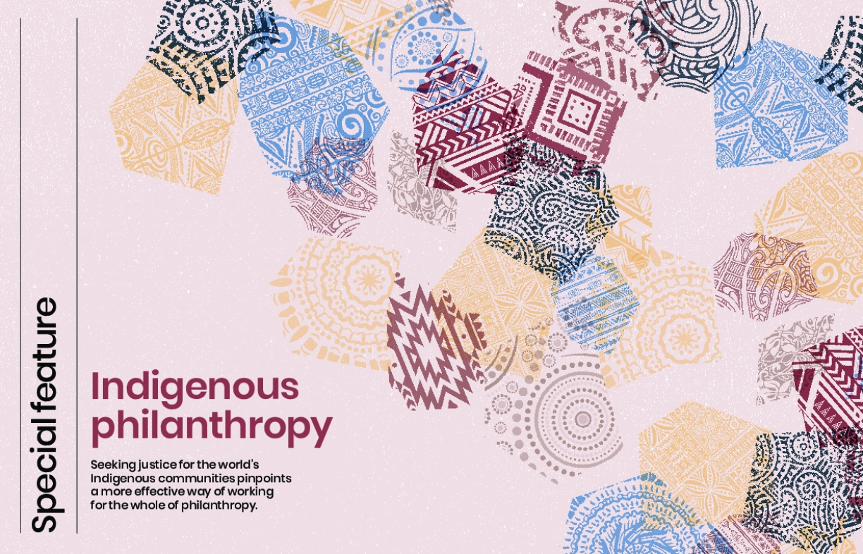 Indigenous philanthropy - Special feature