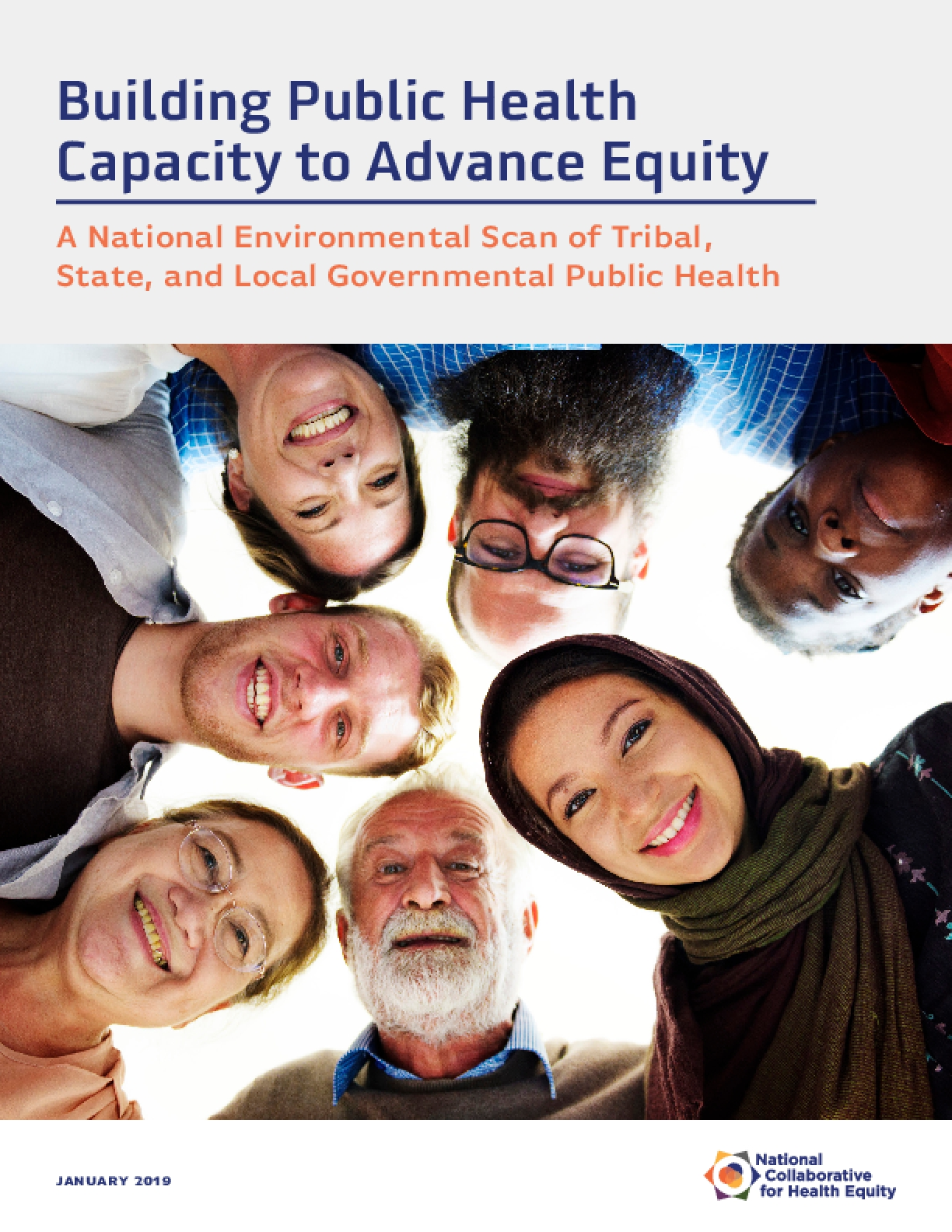 Building Public Health Capacity to Advance Equity: A National Environmental Scan of Tribal, State, and Local Governmental Public Health