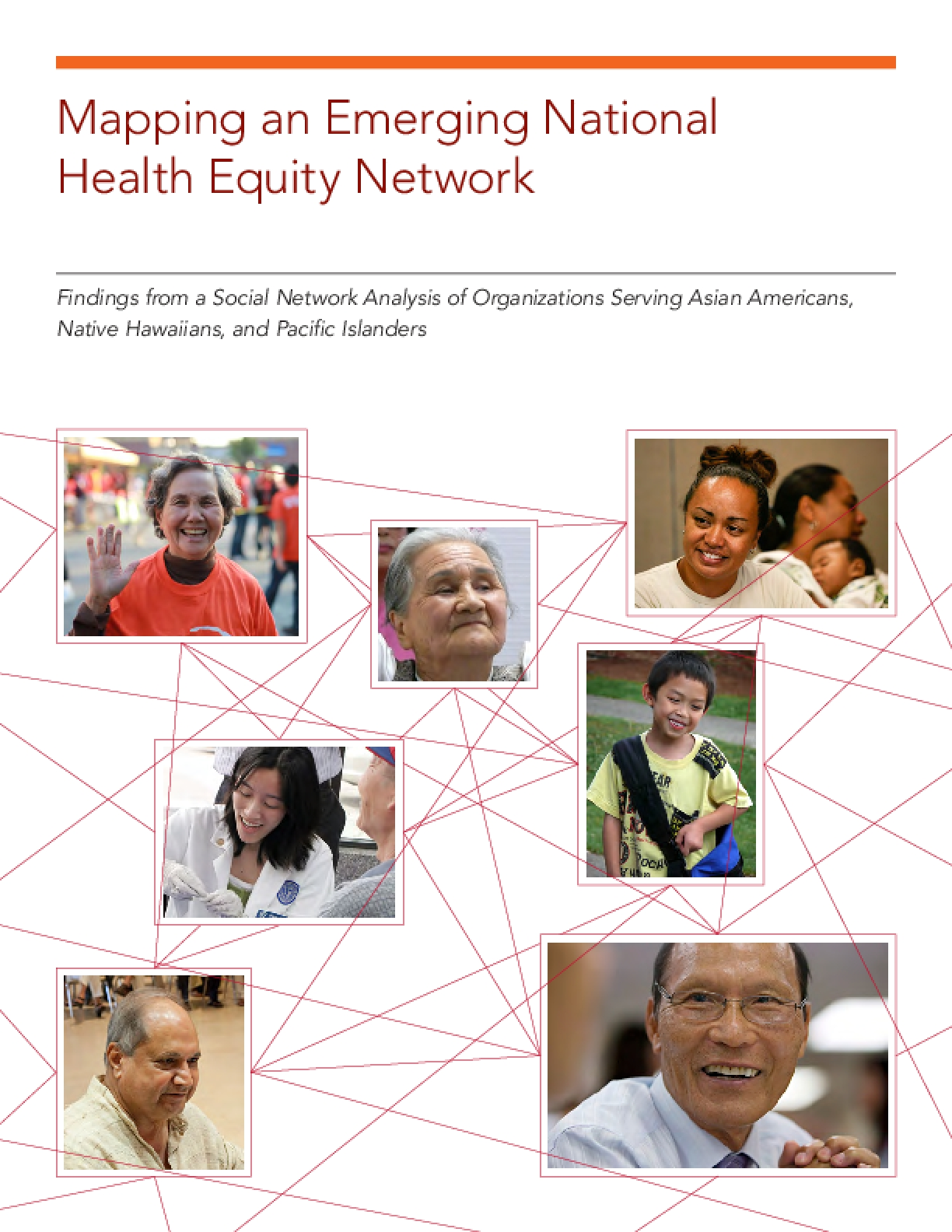 Mapping an Emerging National Health Equity Network