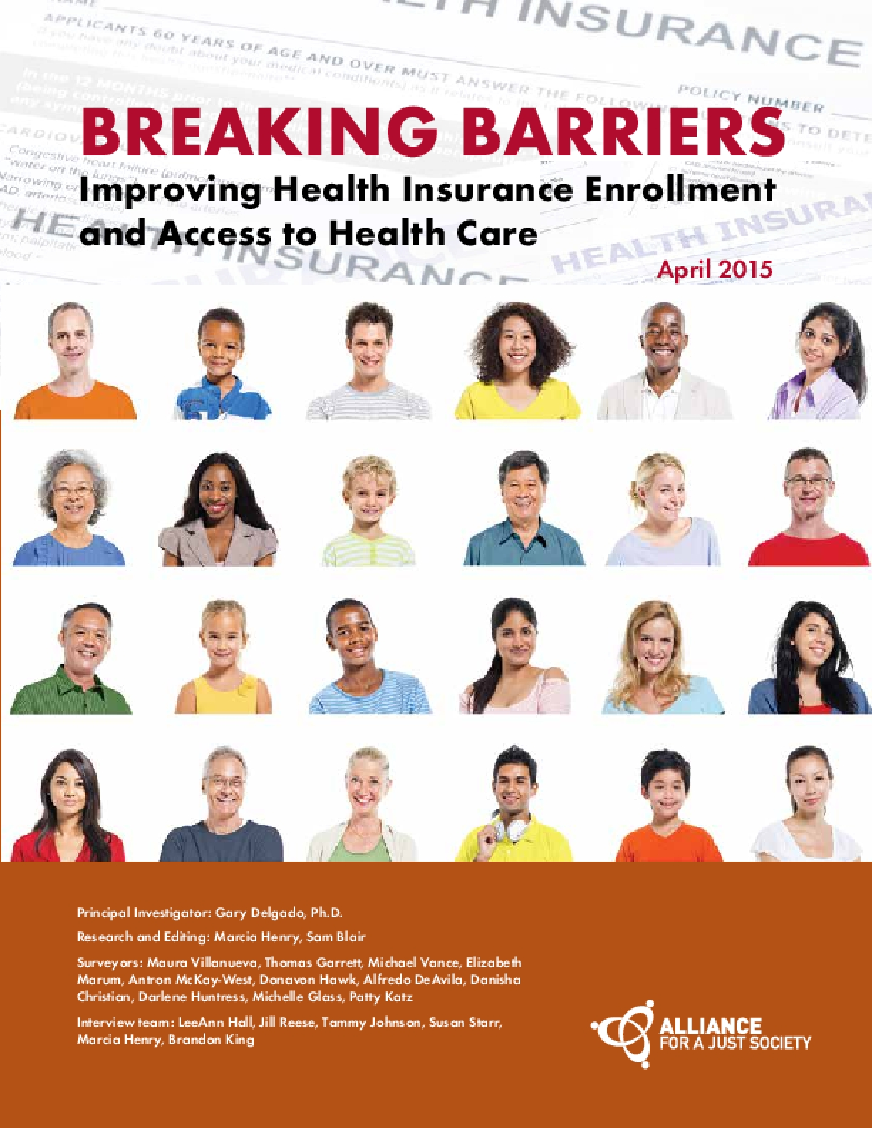 Breaking Barriers: Improving Health Insurance Enrollment and Access to Health Care