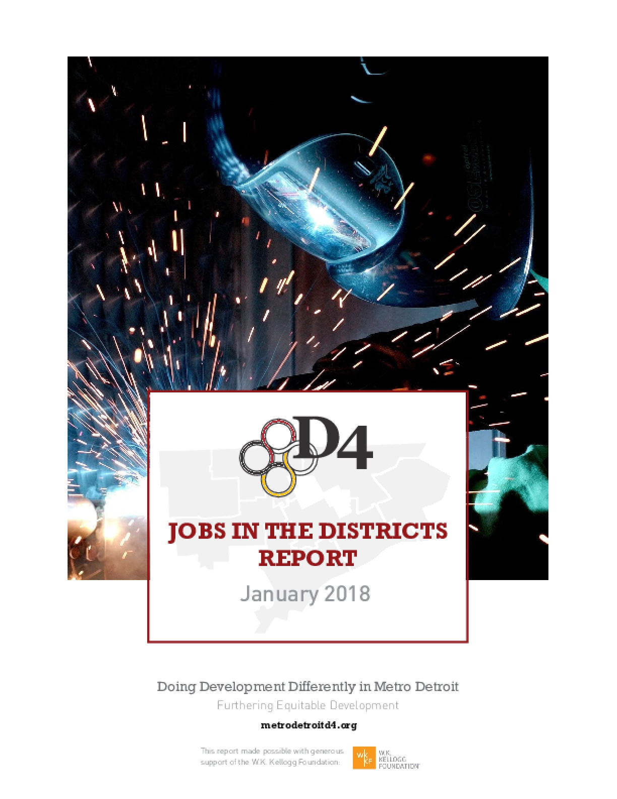 Jobs in the Districts Report