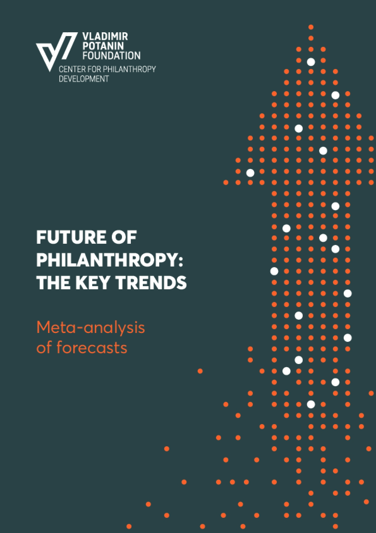 Future of Philanthropy: the Key Trends : Meta-analysis of Forecasts