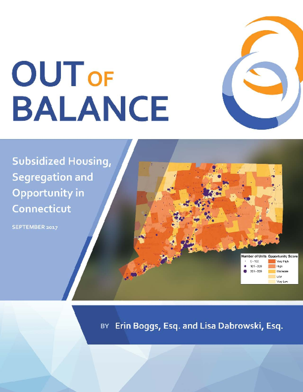 Out of Balance: The Role of Subsidized Housing Location in the Opportunity Divide in Connecticut