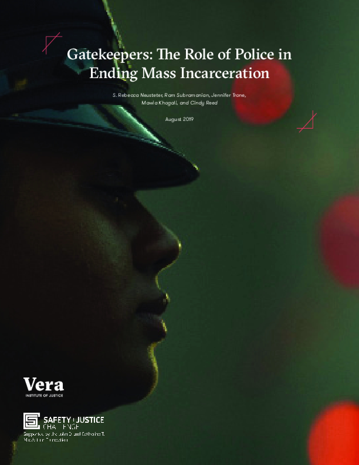 Gatekeepers: The Role of Police in Ending Mass Incarceration