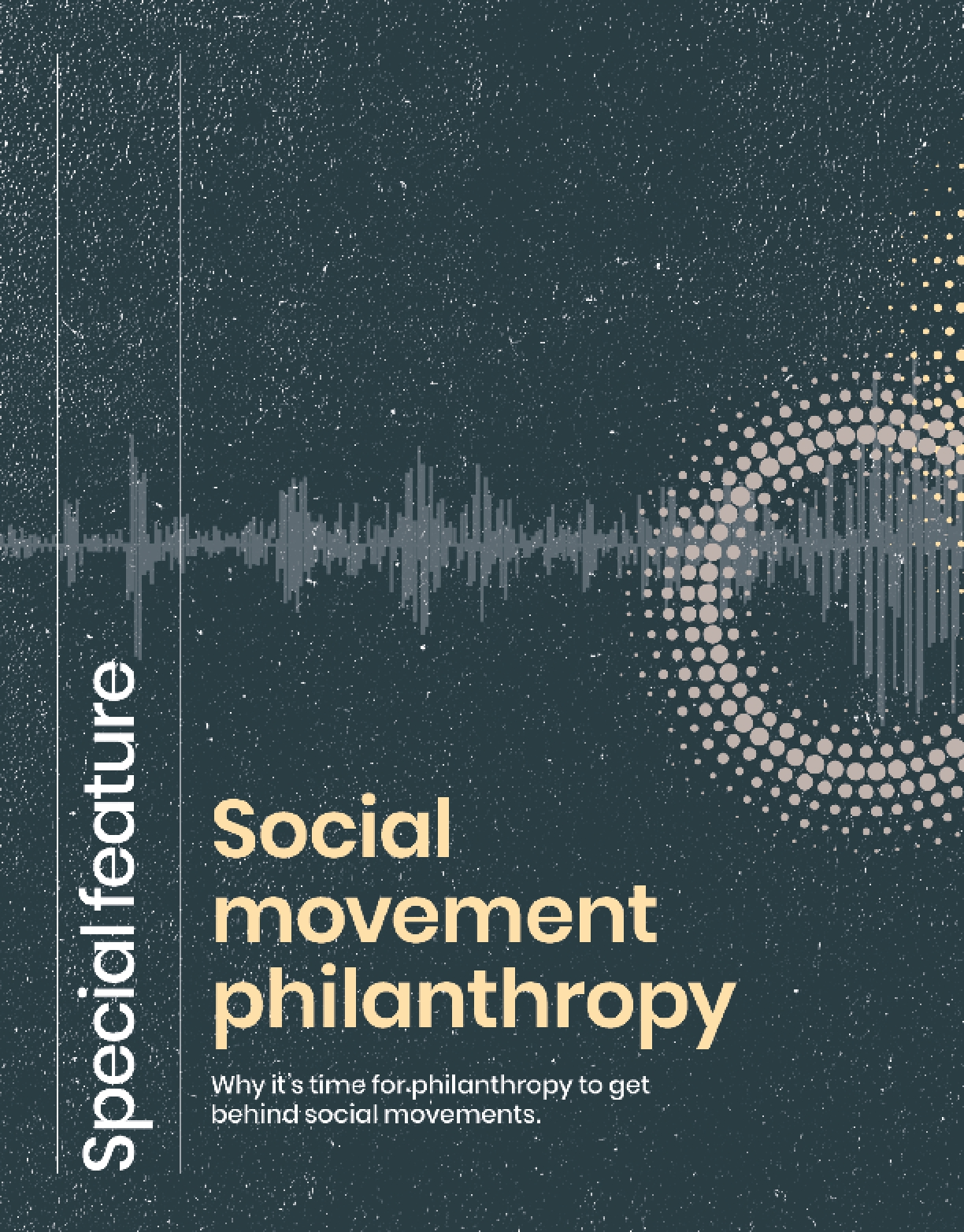 Social movement philanthropy - Special feature
