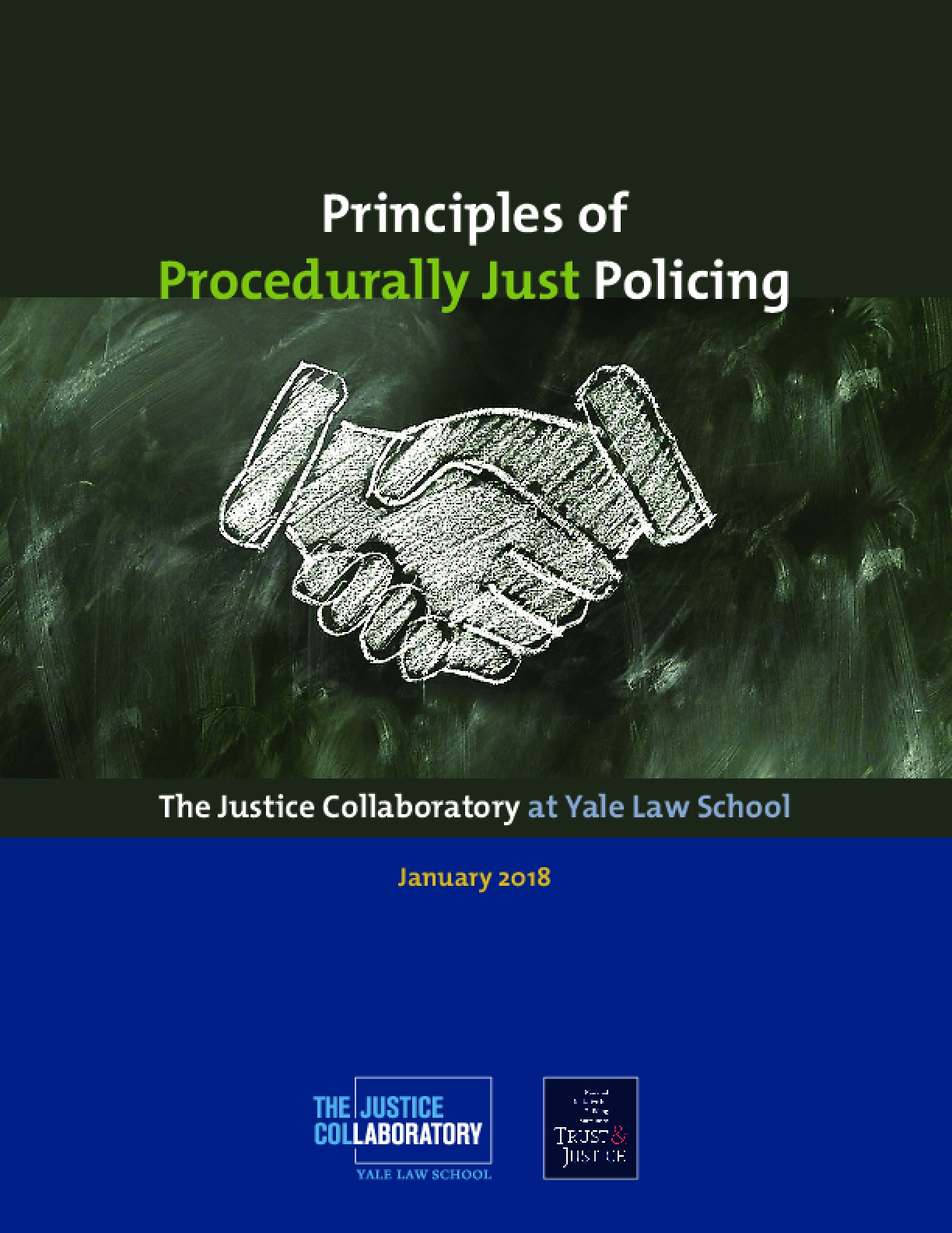Principles of Procedurally Just Policing