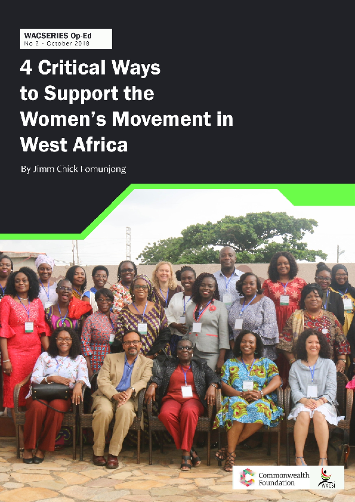 4 Critical Ways to Support the Women's Movement in West Africa