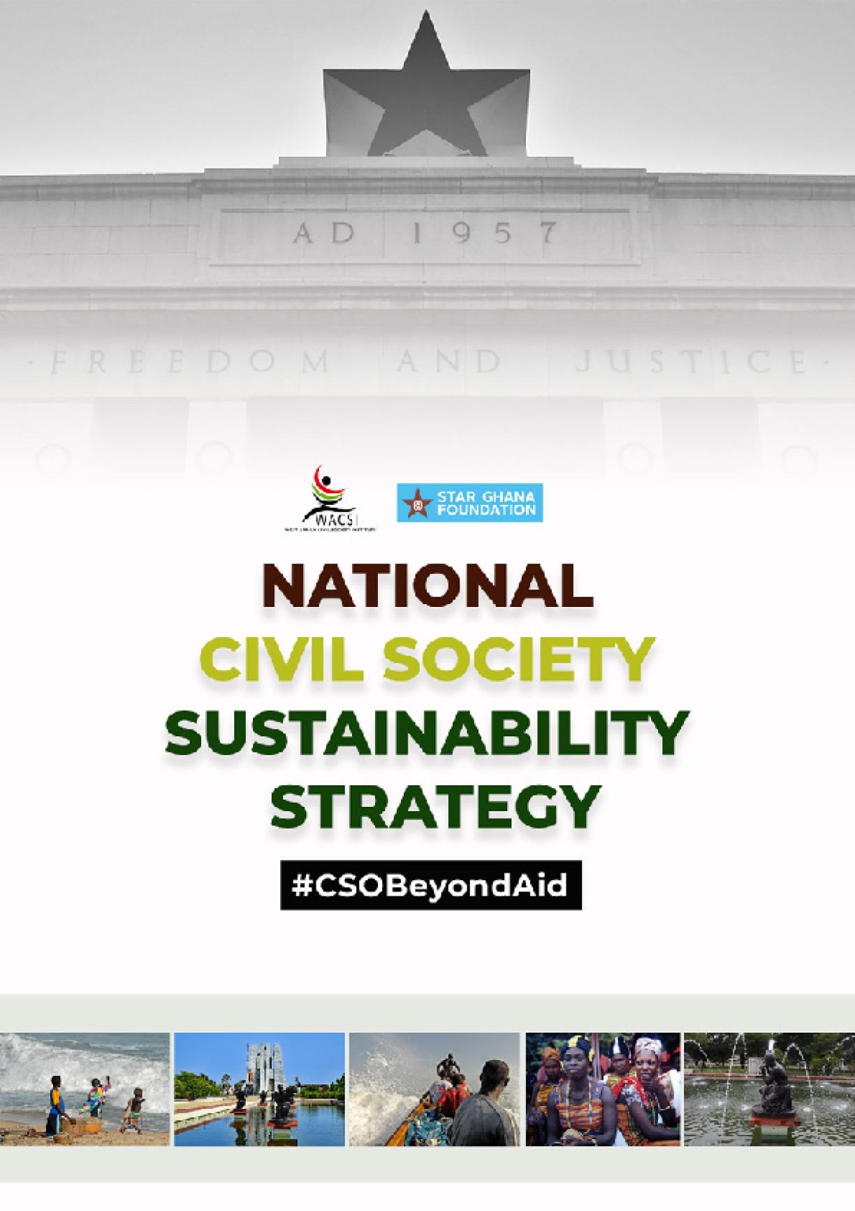 National Civil Society Sustainability Strategy for Civil Society in Ghana