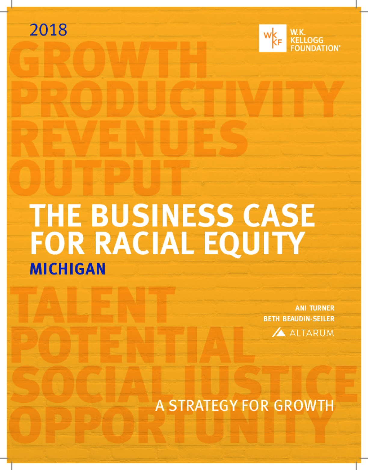 The Business Case for Racial Equity: Michigan