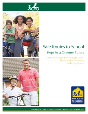 Safe Routes to School: Steps to a Greener Future