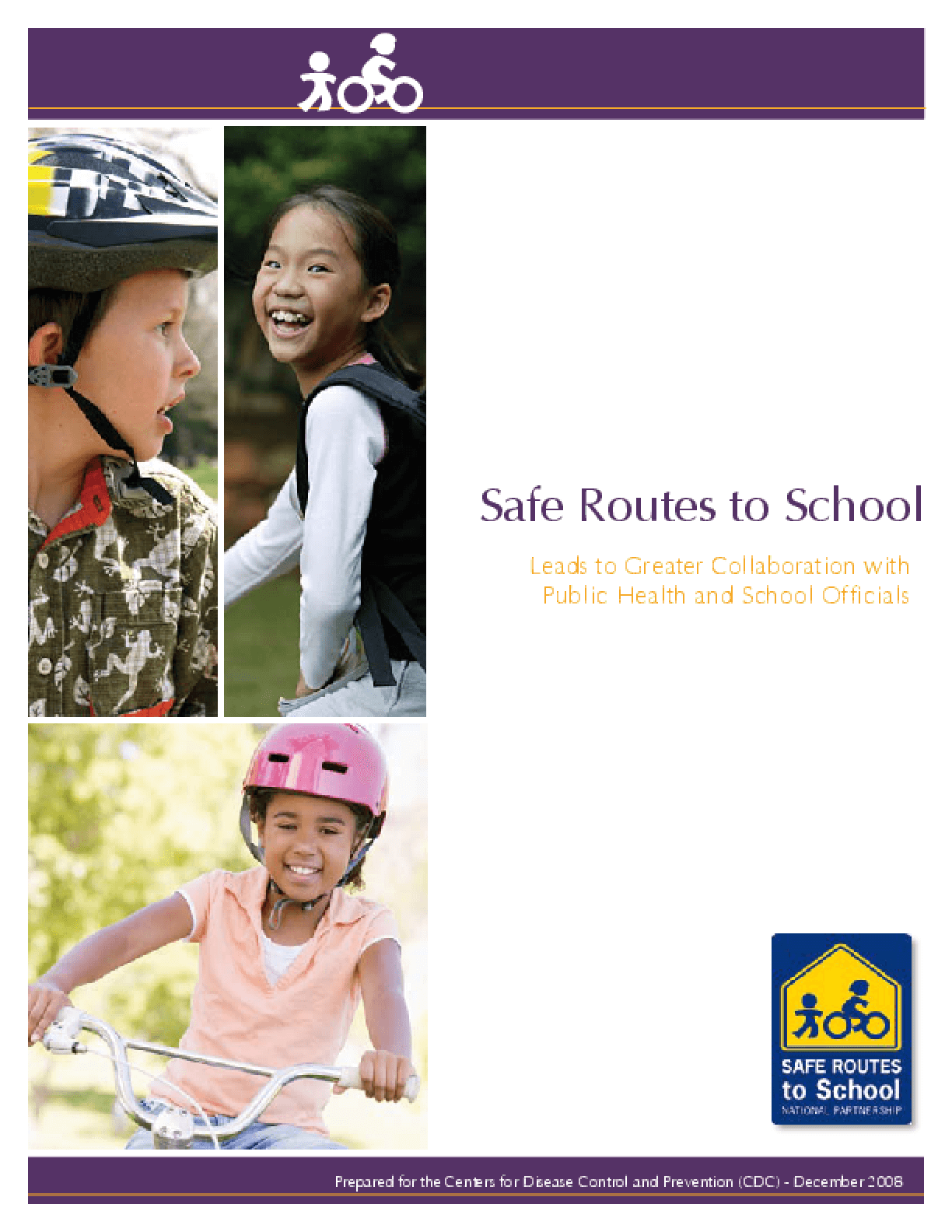 Safe Routes to School Leads to Greater Collaboration with Public Health and School Officials
