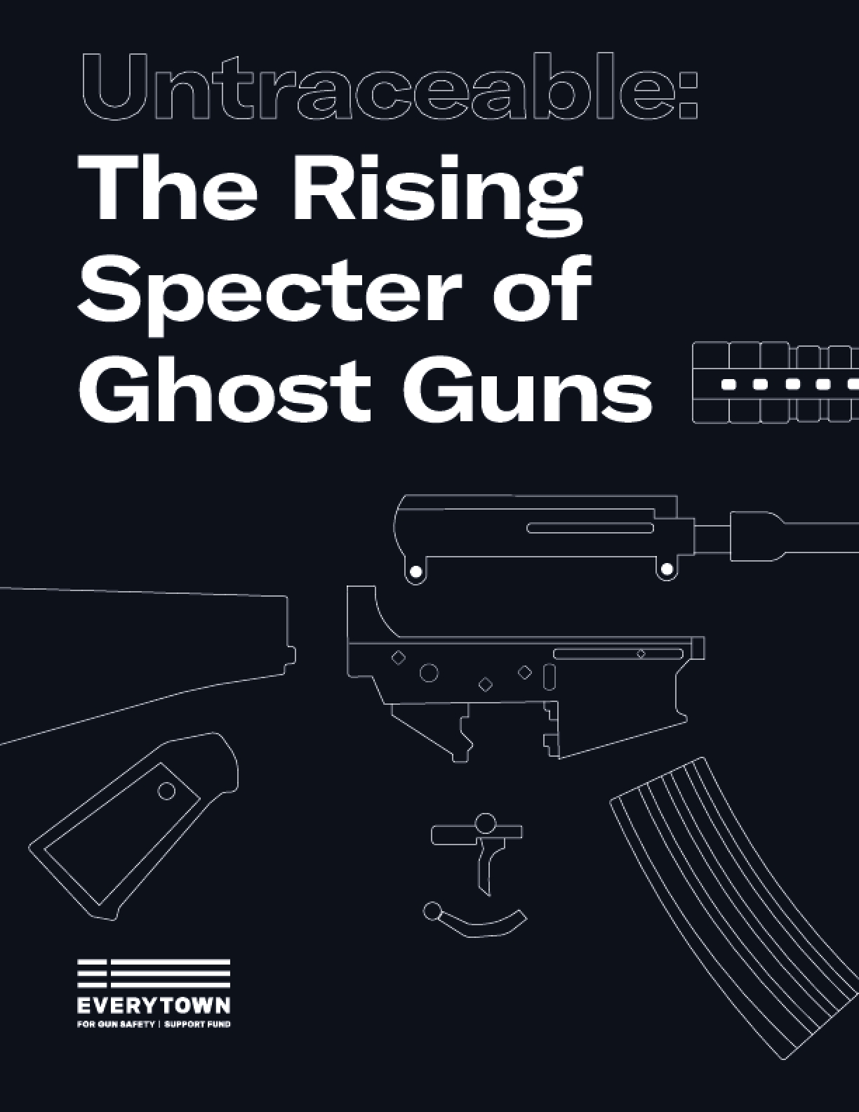 Untraceable: The Rising Specter of Ghost Guns