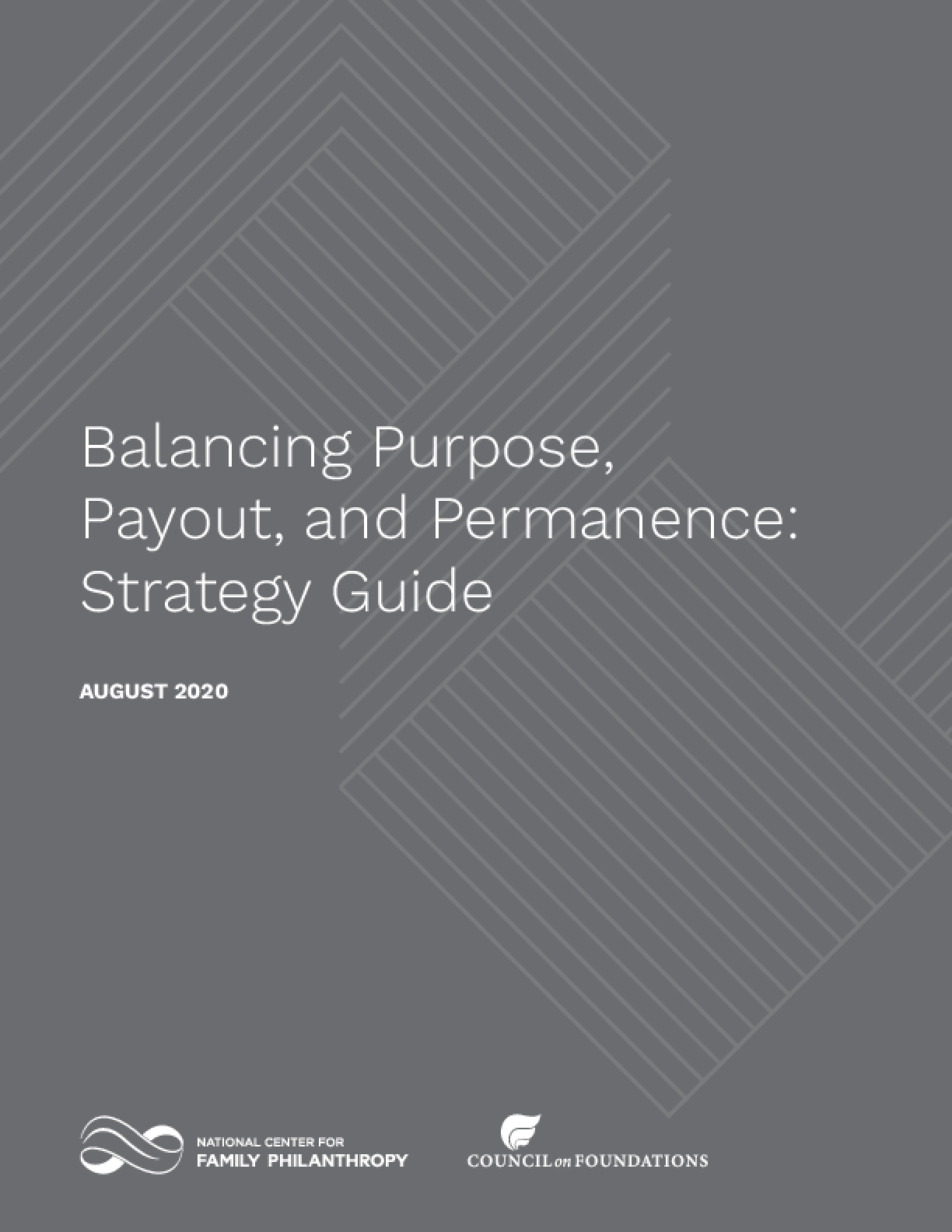 Balancing Purpose, Payout, and Permanence: Strategy Guide