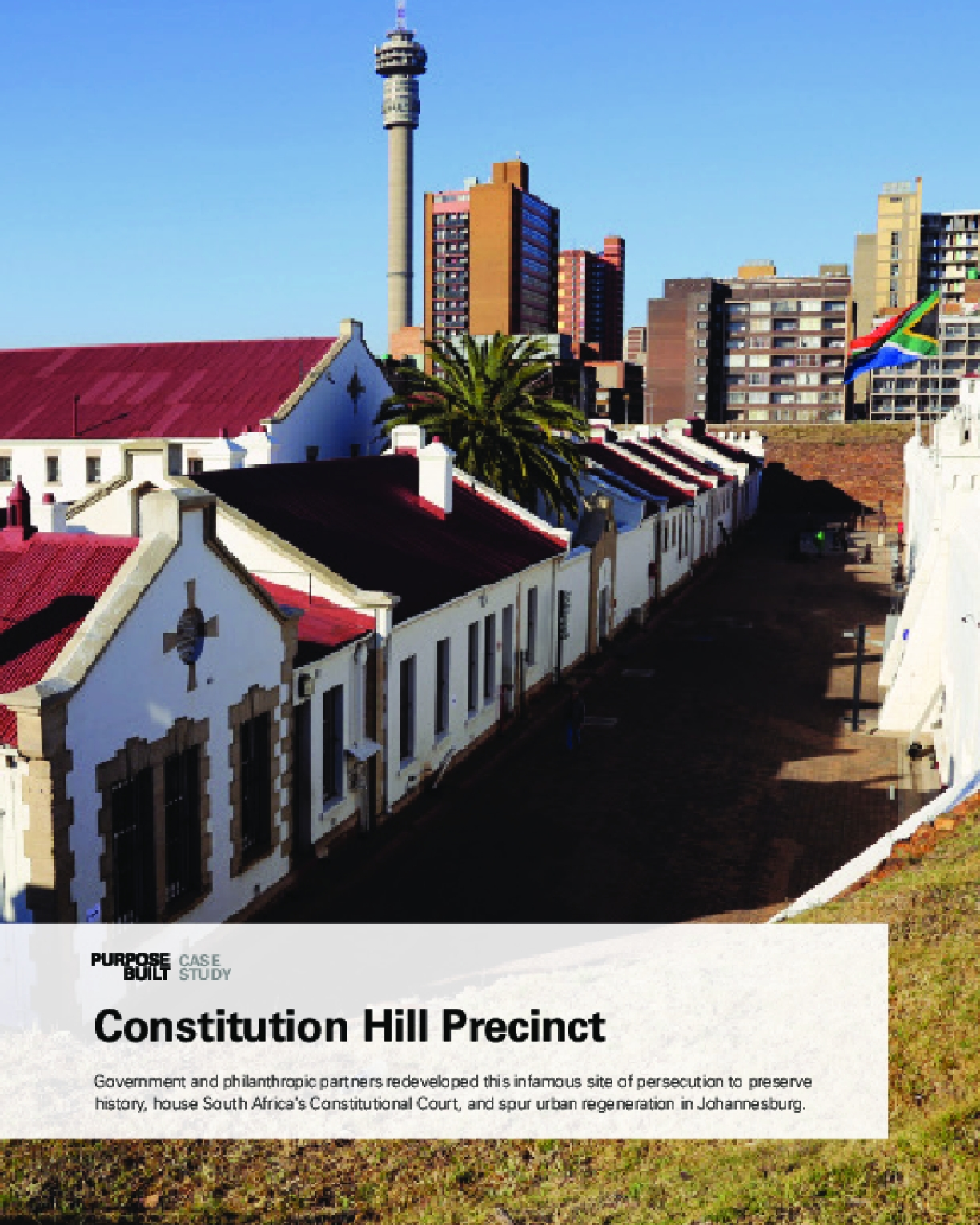 Purpose Built Case Study: Constitution Hill Precinct