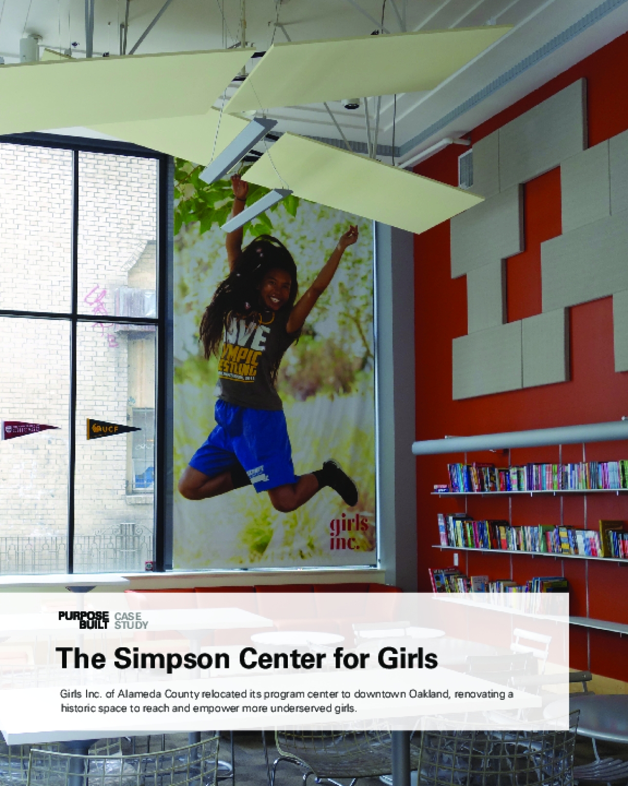 Purpose Built Case Study: The Simpson Center for Girls