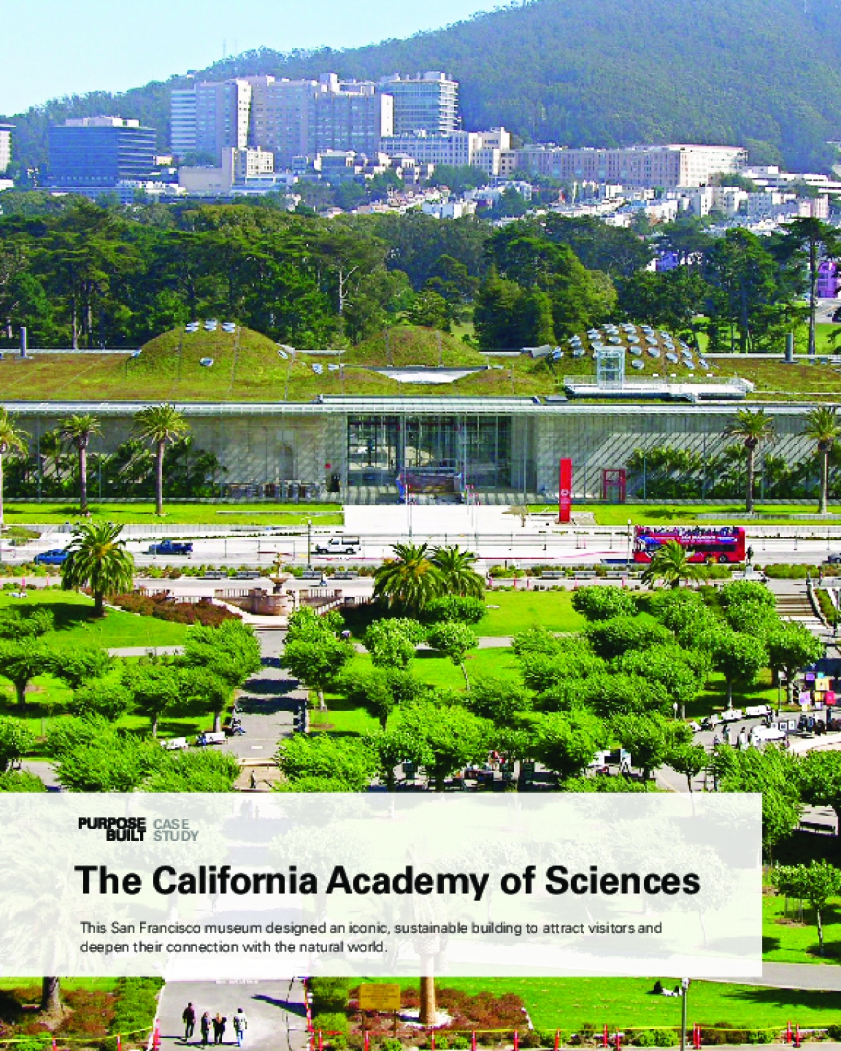 Purpose Built Case Study: The California Academy of Sciences