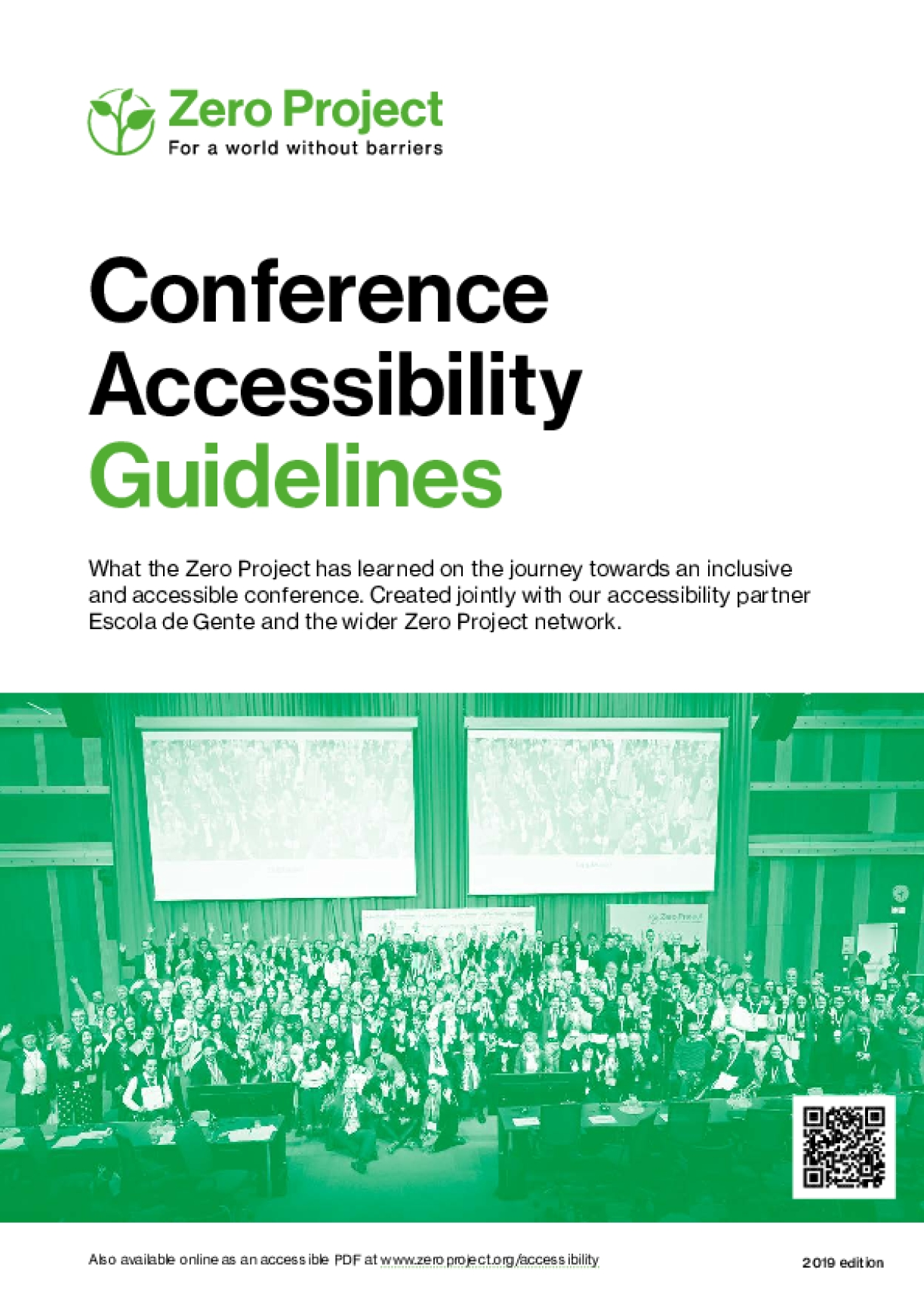 Conference Accessibility Guidelines