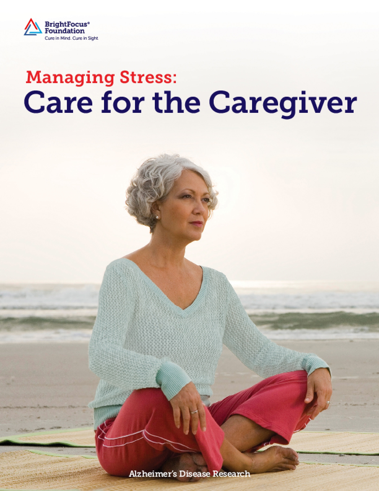 Managing Stress: Care for the Caregiver
