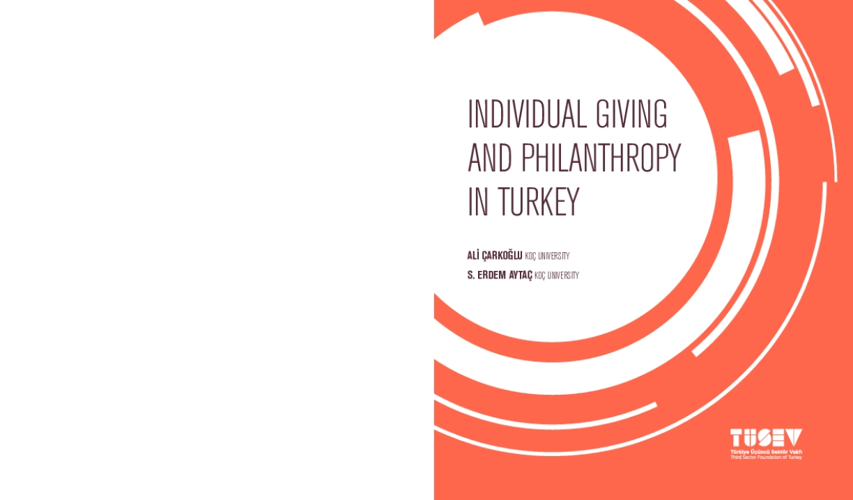 Individual Giving and Philanthropy in Turkey (Full Report)